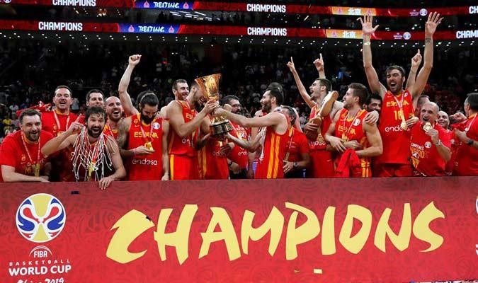 España celebra por todo lo alto/ Foto EFE