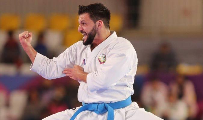 El criollo es un referente en la categoría / Foto: Punto Olímpico