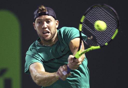 En el juego del US Open este domingo se consolido campeón el estadounidense Jack Sock, por encima de Jiri Vesely oriundo de República Checa. / Foto: AP