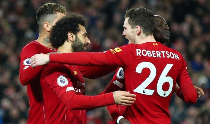 8. Liverpool (2.011 millones de euros aprox.)
