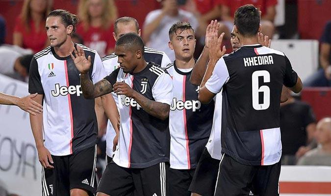 10. Juventus (1.392 millones de euros aprox.)