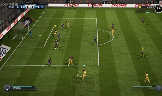 El estilo de juego tendrá novedades / Foto EA Sports