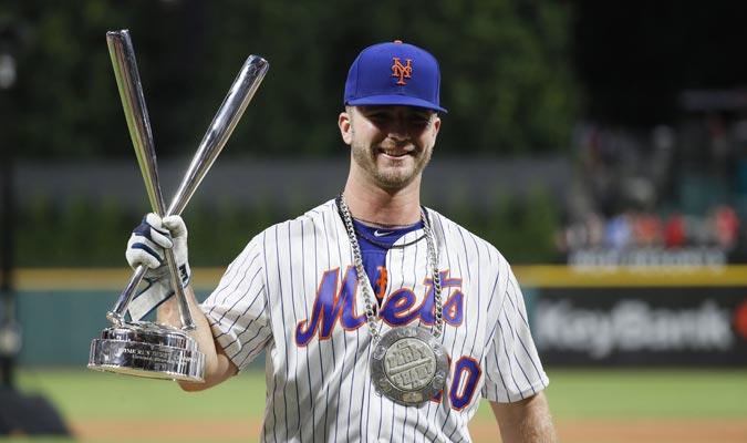 El jugador de los Mets figuró de gran forma / Foto: AP