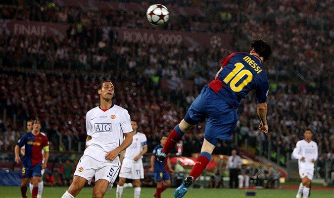 El gol del argentino que le dio la Champions en el 2009/ Foto Cortesía