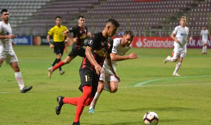 El rojinegro sumó tres puntos valiosos || Foto: Deportivo Lara