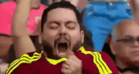 Toda Venezuela celebró la clasificación a los cuartos de final