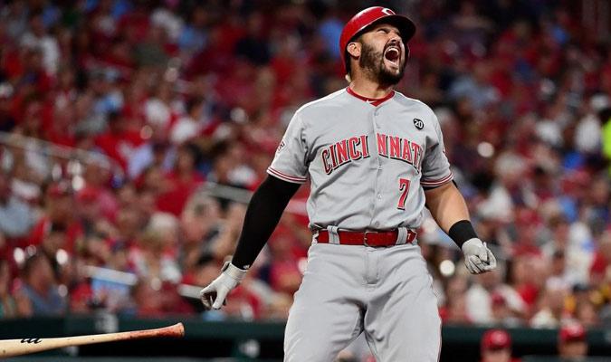 35- Eugenio Suárez (Rojos de Cincinnati)/ Foto Cortesía