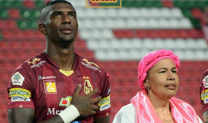 El Deportes Tolima expresó su mensaje de apoyo