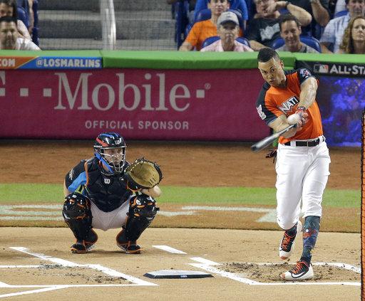Stanton se quedó en primera ronda /Foto AP