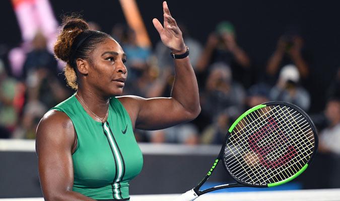 Serena avanzó a cuartos en Australia/ Foto AP