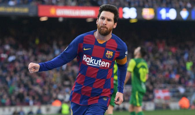1. Lionel Messi con 131 millones de euros/ Foto Cortesía