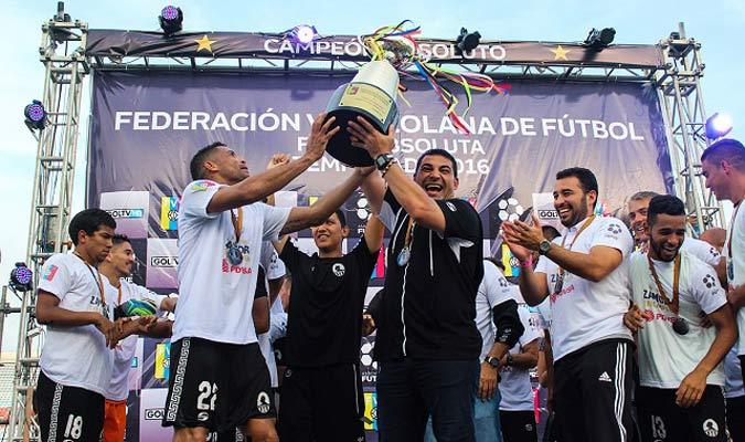 Francesco Stífano hizo de Zamora el mejor equipo del año, la furia llanera obtuvo su tercera estrella
