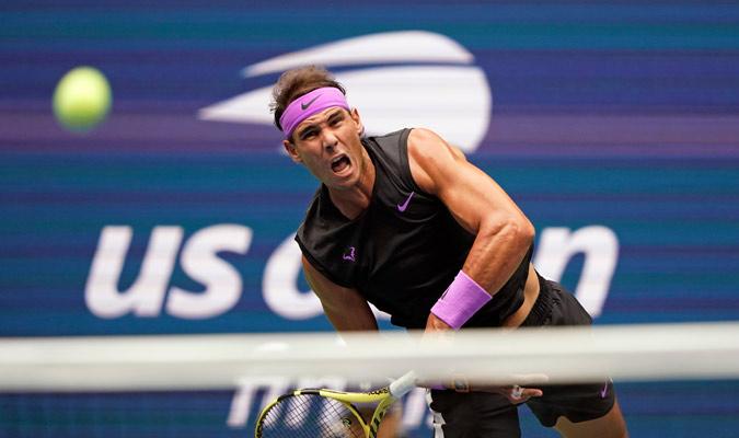 Los golpes del español se hicieron sentir/ Foto AP