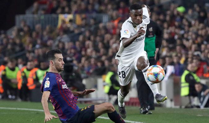 Vinicius fue el mejor de los blancos/ Foto AP