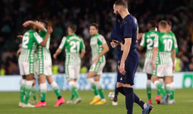 Los de Rubi destaparon las carencias del Madrid/ Foto AP