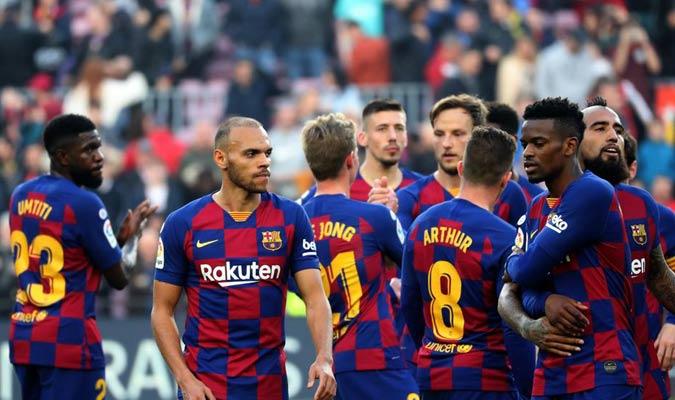 2. Barcelona (3.869 millones de euros aprox.)
