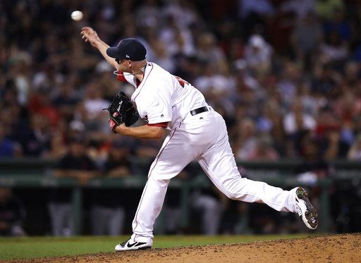 Addinson Reed se mudó de los Mets a los Medias Rojas /Foto AP