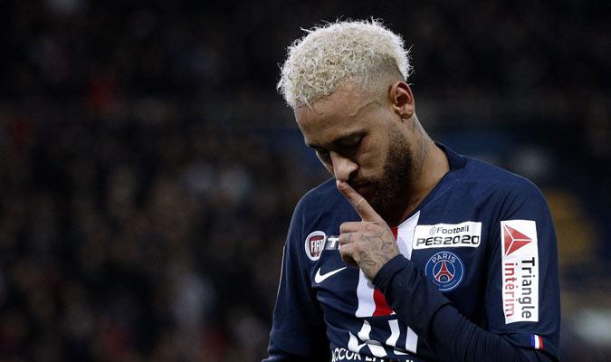 Neymar estuvo cerca de salir el pasado verano pero en París se negaron a dejarlo ir/ Foto Cortesía