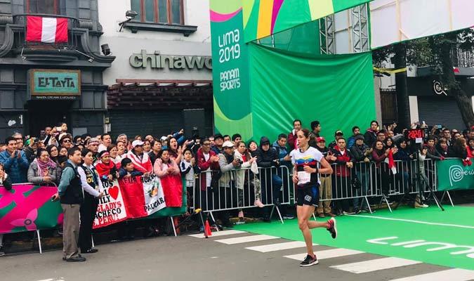 Rodríguez tuvo un buen desempeño / Foto: Punto Olímpico