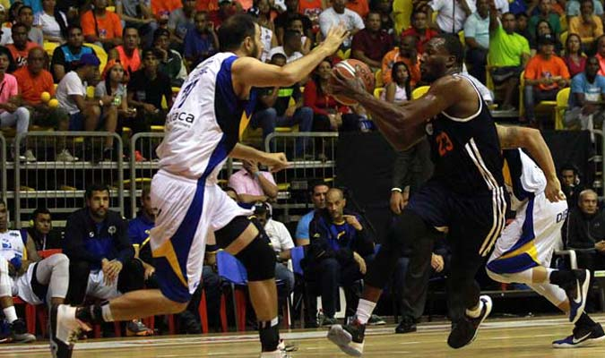 Marinos y Bucaneros chocaron en la final de Conferencia Oriental / Foto AVS