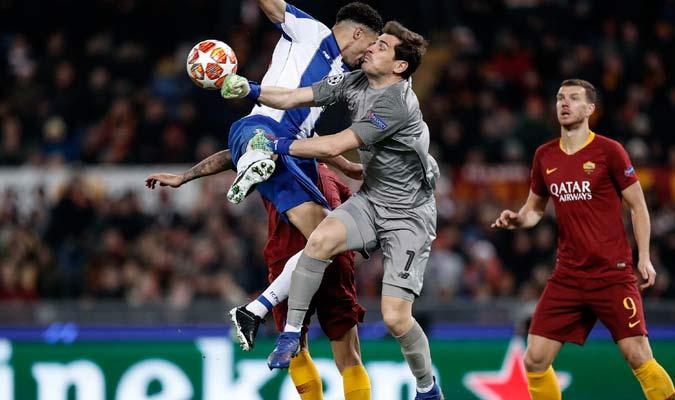 Pese a la derrota Casillas fue uno de los mejores del encuentro/ Foto AP