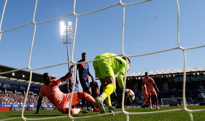 Boateng falló una buena oportunidad/ Foto AP
