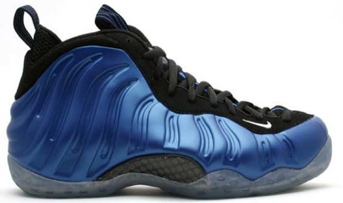 1998 Nike Air Foamposite One - Penny Hardaway