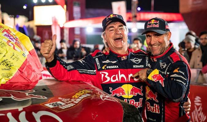 El español se mostró encantado con su nueva victoria/ Foto EFE