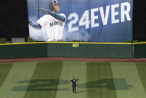 Ken Griffey Jr. será un inmortal /Foto AP