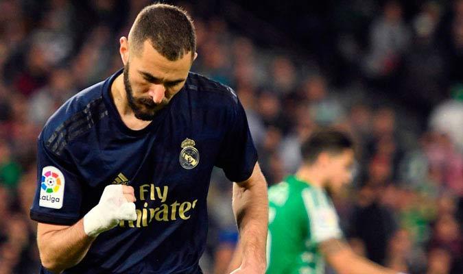 Benzema ingresó a un selecto club de goleadores/ Fotos Cortesía