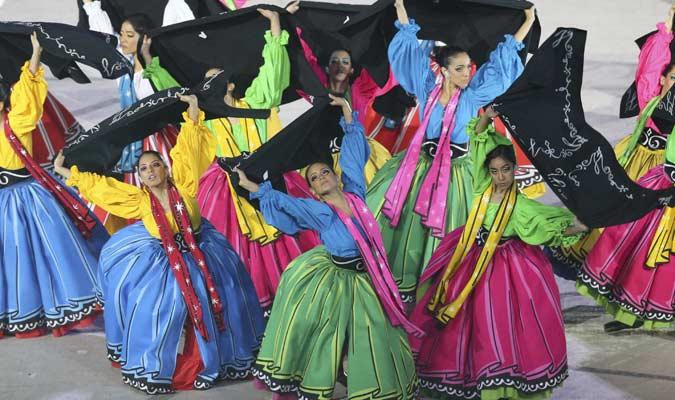 El baile no faltó / Foto: AP