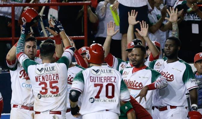 El conjunto de Charros celebrando el triunfo/ Foto AP