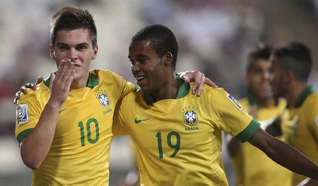 Nathan - Brasil 2013