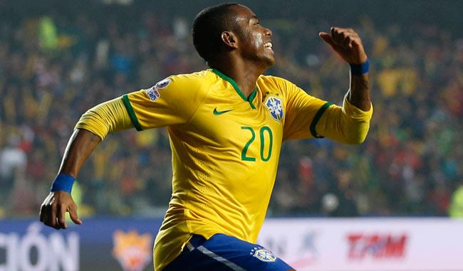 Robinho no acepta las condiciones del Santos y jugará en el extranjero