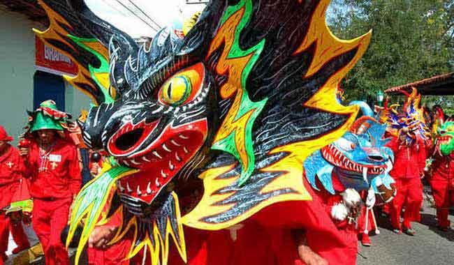 Diablos Danzantes De Corpus Christi  Patrimonio Cultural Inmaterial De
