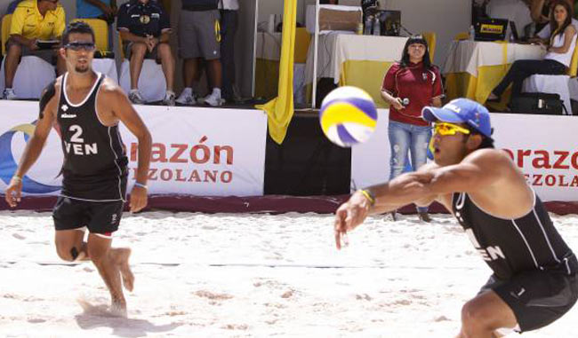 Los Juegos de Playa, que disputarán unos 1.200 atletas de 15 países/AVN