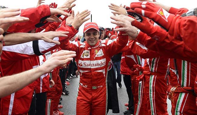 El venezolano Pastor Maldonado abandonará la escudería Williams a final de temporada/AP