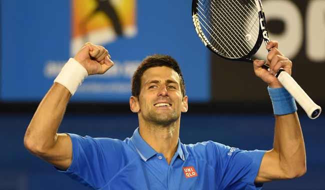 Djokovic lleva 23 clasificaciones consecutivas a cuartos en Australia