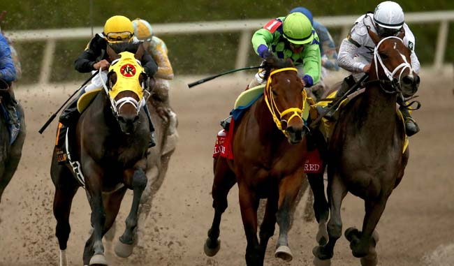 Ruta al Kentucky Derby