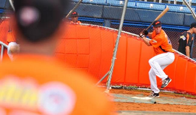 Águilas abren sus entrenamientos | Béisbol Venezolano