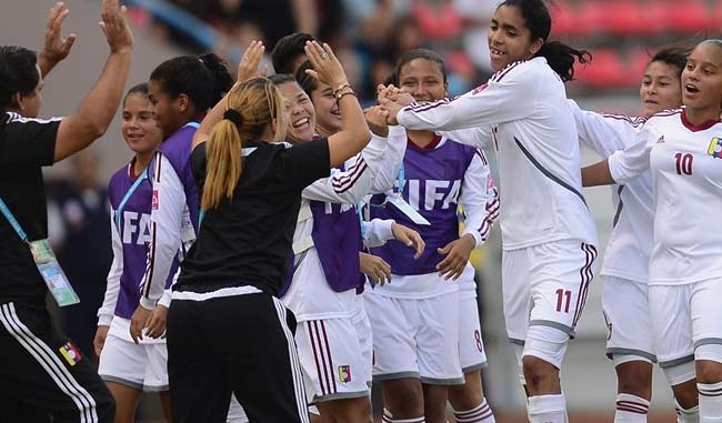 Las chicas dejaron la vida ante las italianas/FIFA.Com