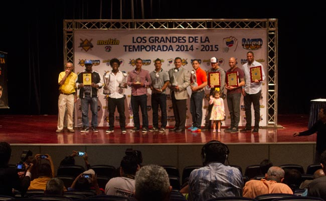 La foto de los ganadores /Foto Miguel Gonzalez