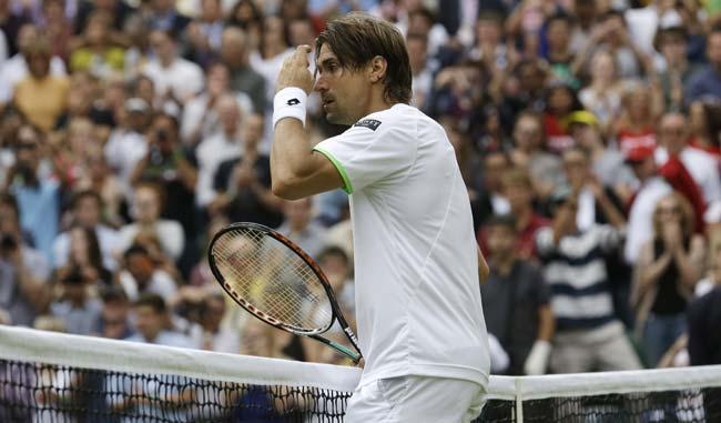 Ferrer subió en la tabla masculina / Foto: AP