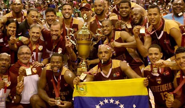 La selección venezolana de baloncesto venció a Argentina / Foto AVS