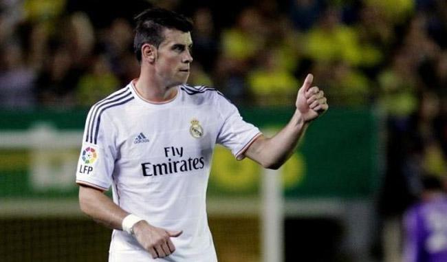 El Real Madrid comunicó que Bale