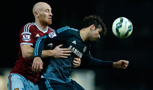 Chelsea gana y se mantiene en la cima