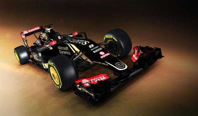 Lotus presenta nuevo carro para Pastor Maldonado