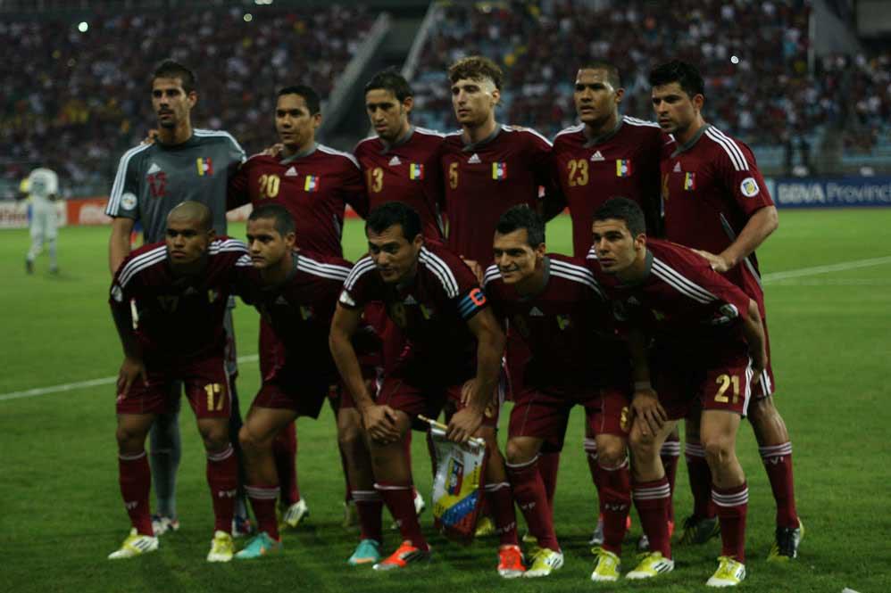 El DT venezolano anunció el listado de 26 jugadores / Foto AVS