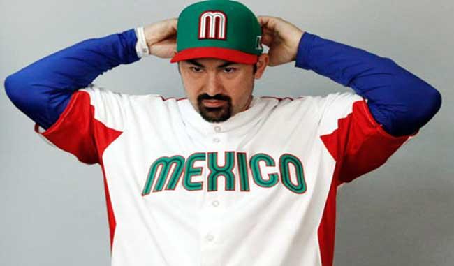 Adrián González lidera el roster de México Ec97354e79511d31c72ace65d1d969a3